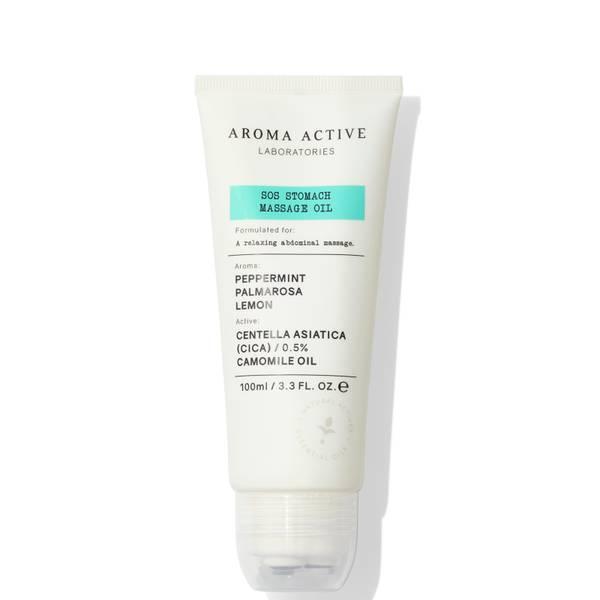 Aroma Active SOS Stomach Massage Oil 100ml