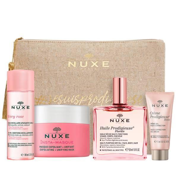 Pink routine