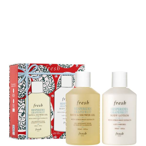 Fresh Body Wash and Lotion Duo Gift Set - Exclusive (Worth £45)