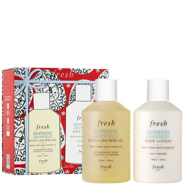 Fresh Body Wash and Lotion Duo Gift Set (Worth £45.00)