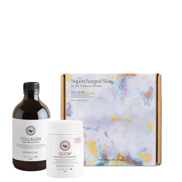 The Beauty Chef Supercharged Skin Set (Worth $110.00)