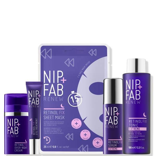 NIP+FAB Regenerate Regime Bundle