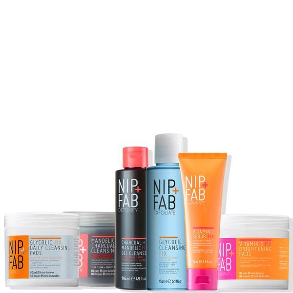 NIP+FAB Cleansing Goals Bundle