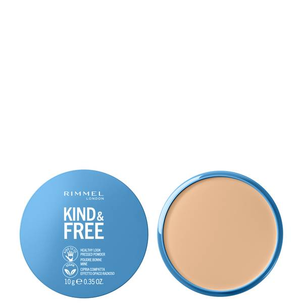 Rimmel Kind and Free Pressed Powder 10g (Various Shades)
