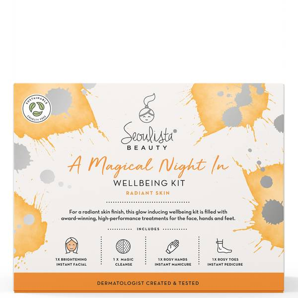 Seoulista Beauty A Magical Night In Wellbeing Kit - Ακτινοβόλο δέρμα