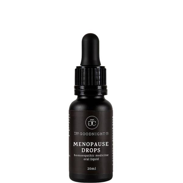 The Goodnight Co. Menopause Drops 20ml