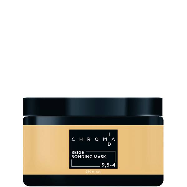 Schwarzkopf Chroma ID Beige Bonding Colour Mask - 9.5-4 250ml