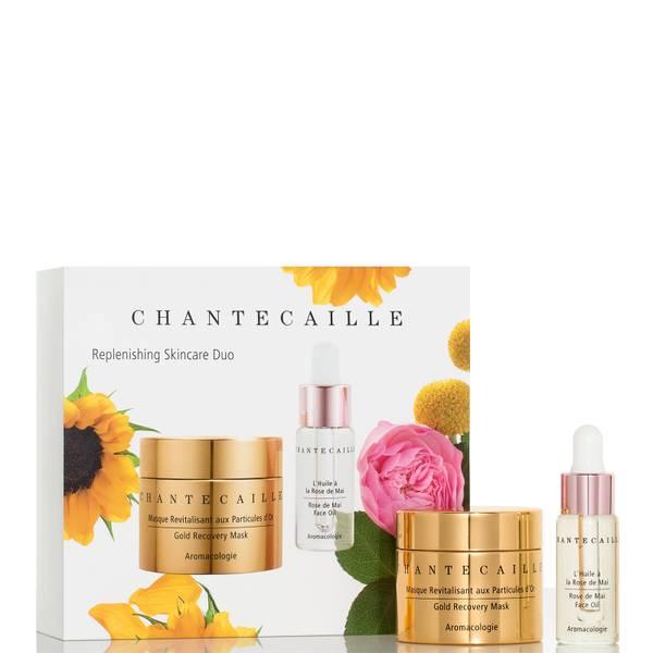 Chantecaille Replenishing Skincare Duo