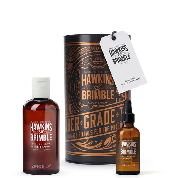 Hawkins & Brimble Beard 禮品套裝