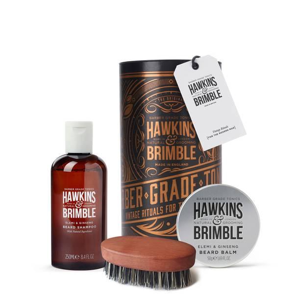霍金斯和布林布爾鬍鬚三重奏