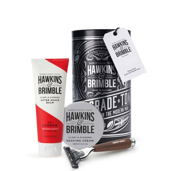 Hawkins & Brimble 剃須禮品套裝