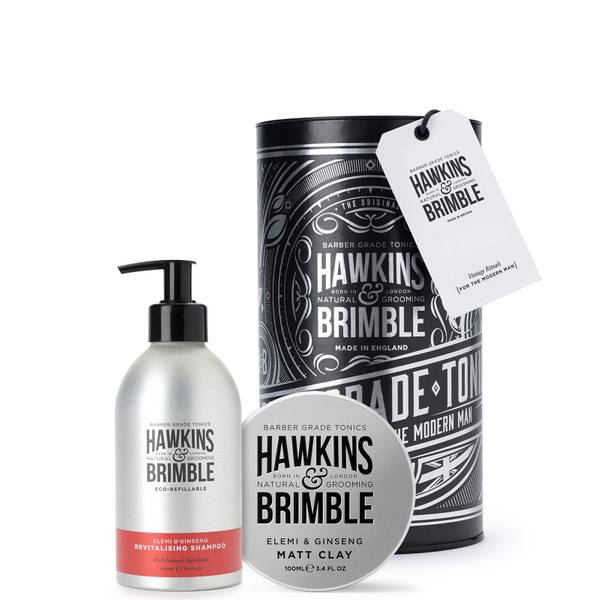 Hawkins & Brimble 頭髮禮品套裝