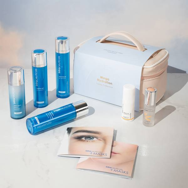 Intraceuticals Mega Hydration Luxury Collection