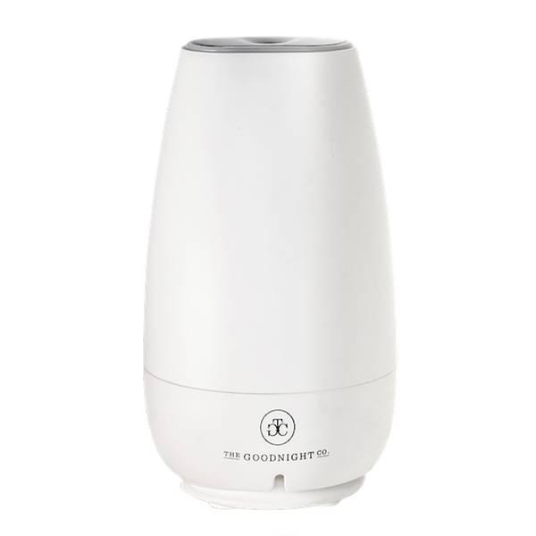 The Goodnight Co. USB Portable Diffuser - White