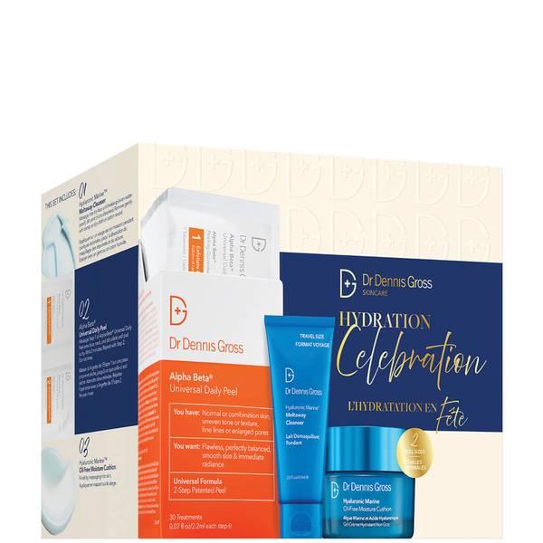 Dr Dennis Gross Skincare Hydration Celebration Set (Worth £164.00)
