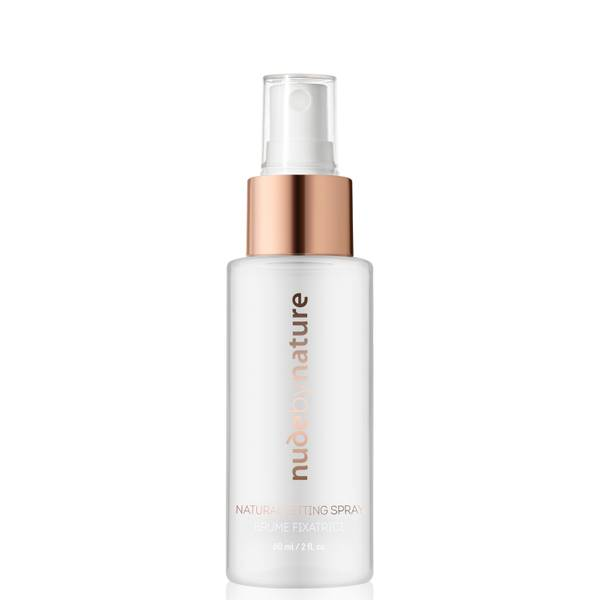 nude by nature Natural Setting Spray 60ml