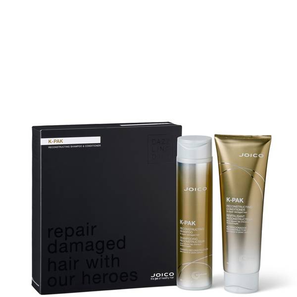 JOICO K-Pak Shampoo and Conditioner Dazzling Duo