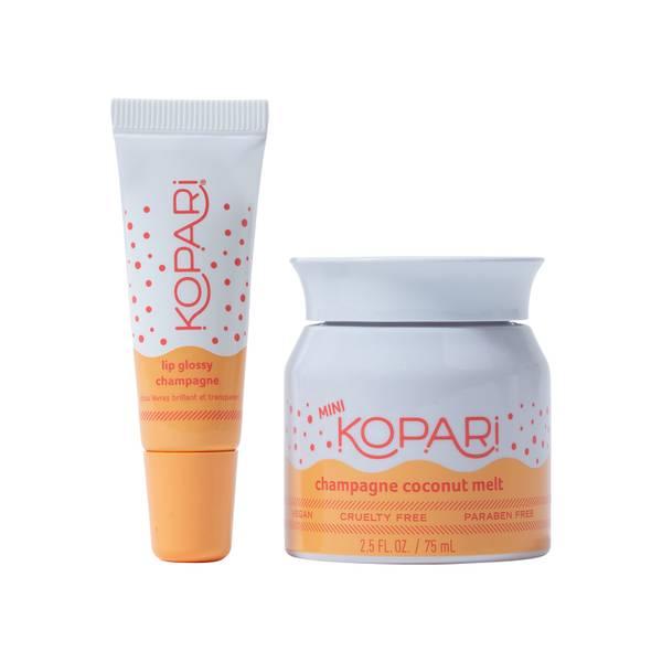 Kopari Champagne Cheers Kit