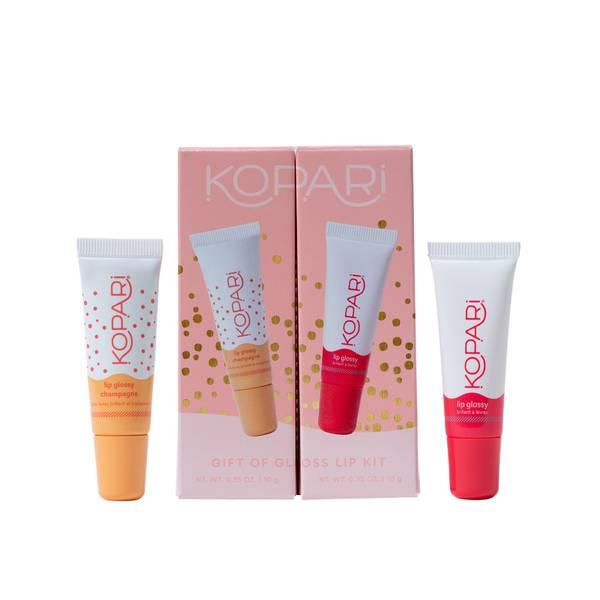 Kopari Gift of Gloss Lip Kit