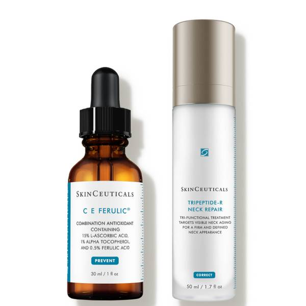 SkinCeuticals Anti-Aging Kit from The Neck Up Bundle