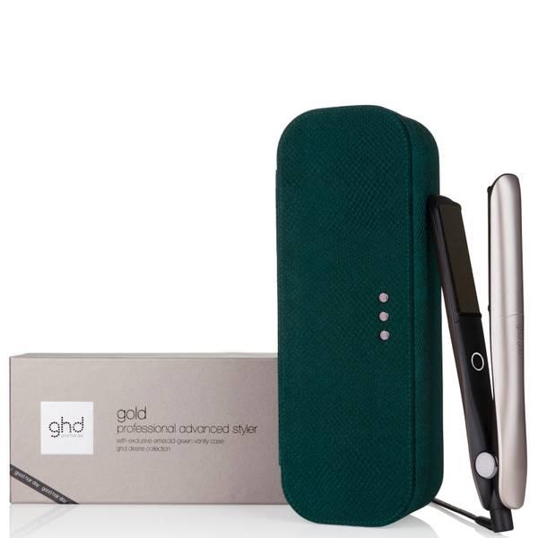 ghd Gold Hair Straightener - Warm Pewter