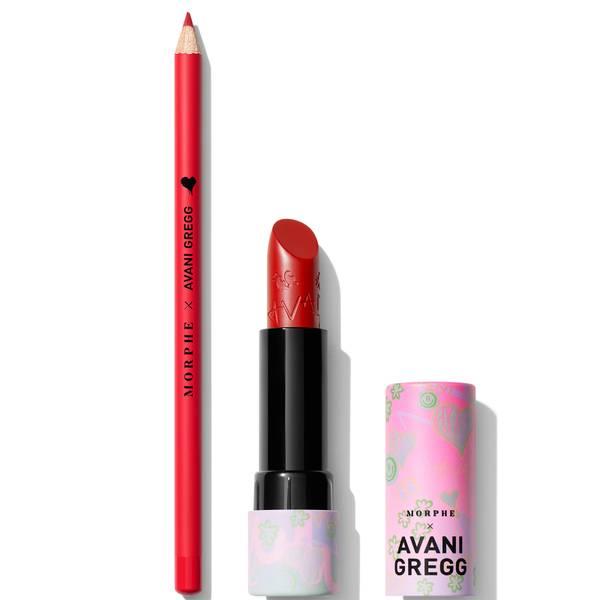 Morphe X Avani Gregg - Love You Lip Duo