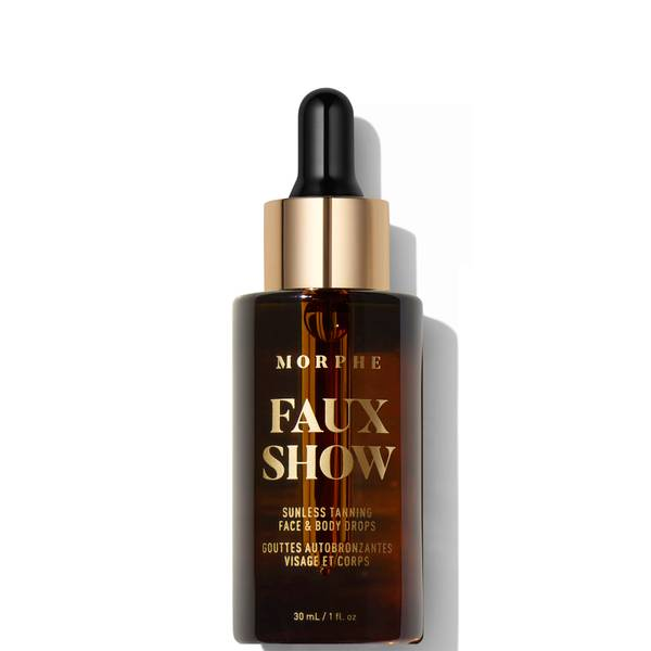 Morphe Faux Show Sunless Tanning Face and Body Drops