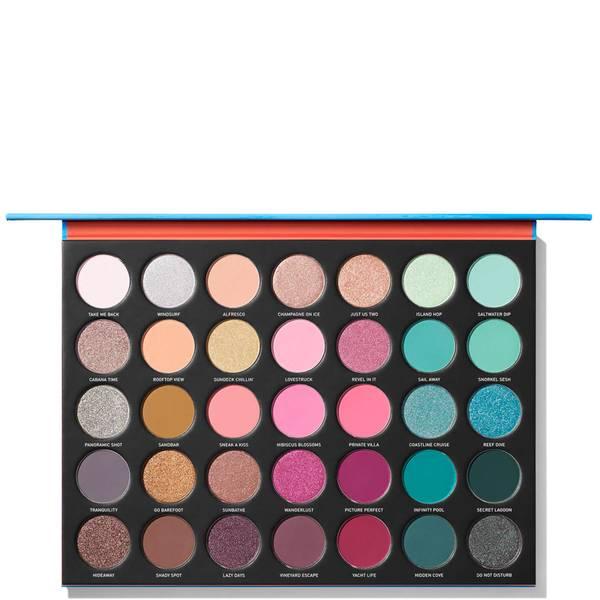 Morphe 35S Sweet Oasis Artistry Palette