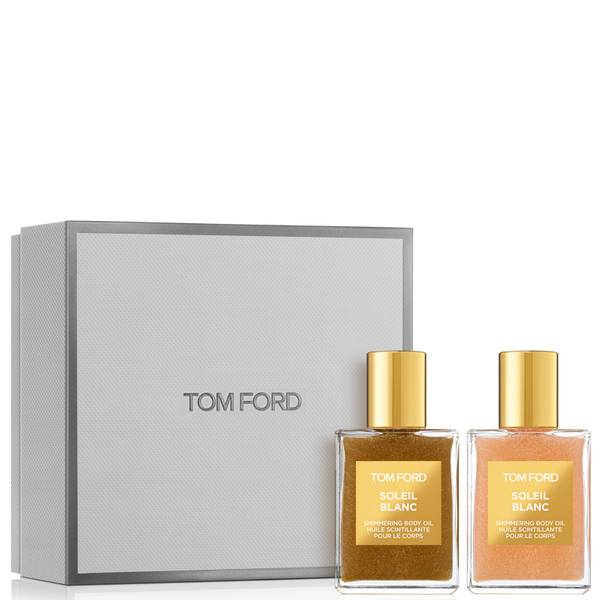 Tom Ford Soleil Blanc Shimmer Body Oil Duo