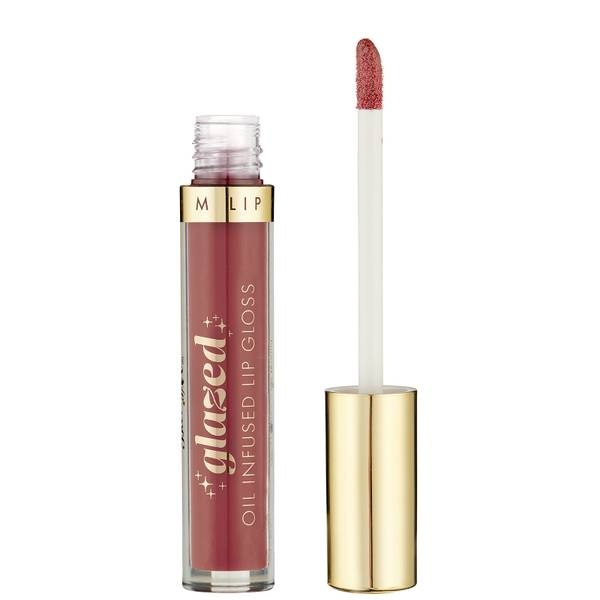 Barry M Cosmetics Glazed Oil Infused Lip Gloss 2.5ml (Various Shades)