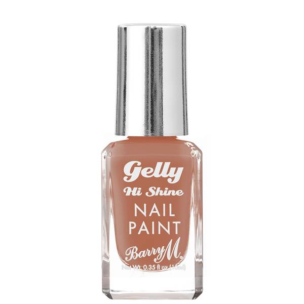 Barry M Cosmetics Gelly Nail Paint 10ml (Various Shades)