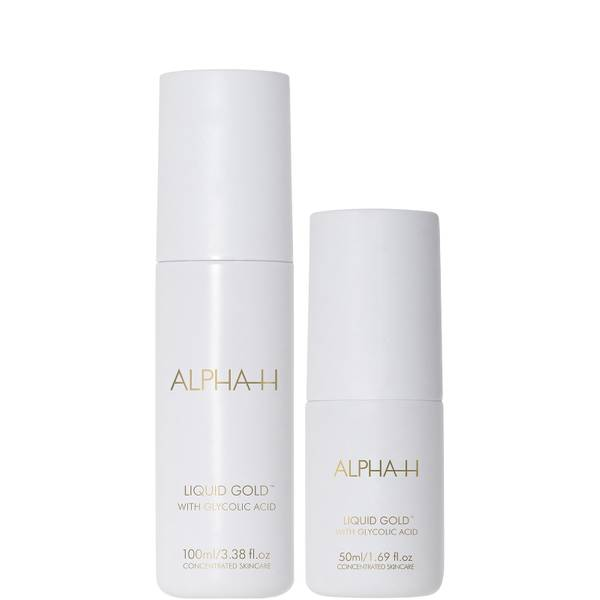 Alpha-H Liquid Gold Home and Away Duo