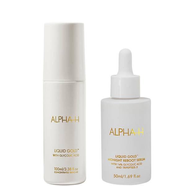 Alpha-H Liquid Gold Overnight Duo