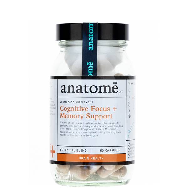 anatome Cognitive Focus + Memory Support