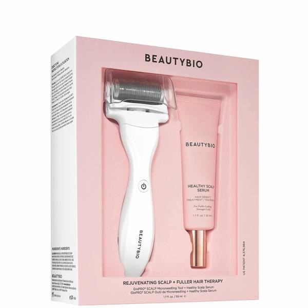 BeautyBio Rejuvenating Scalp + Fuller Hair Therapy