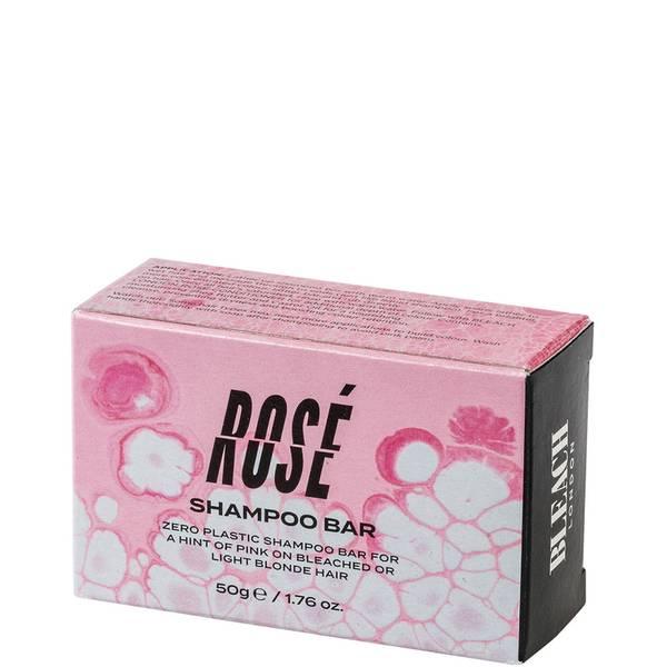 BLEACH LONDON Rose Shampoo Bar