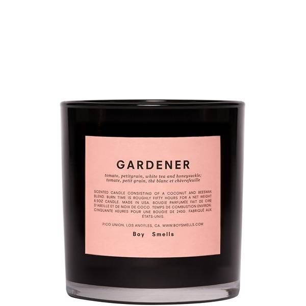 Boy Smells GARDENER Candle