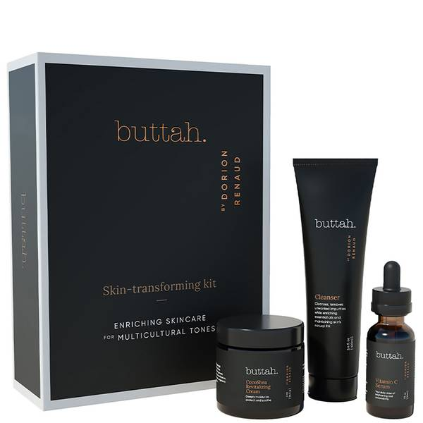 Buttah Skin Skin Transforming KIT With Cocoshea Revitalizing Cream