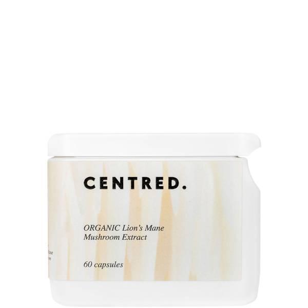 CENTRED. Organic Lion's Mane Mushroom Extract 500mg