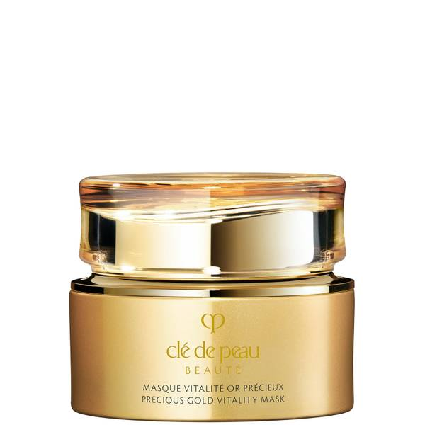 Clé de Peau Beauté Precious Gold Vitality Mask