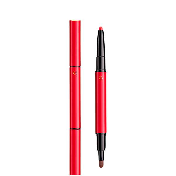 Clé de Peau Beauté Lip Liner Pencil Sparkles - Legend Red