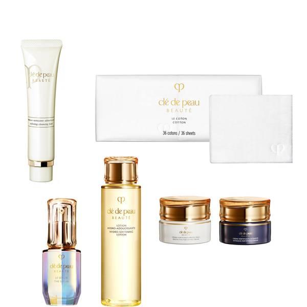 Clé de Peau Beauté Key Radiance Care Essentials Trial Set - Cream