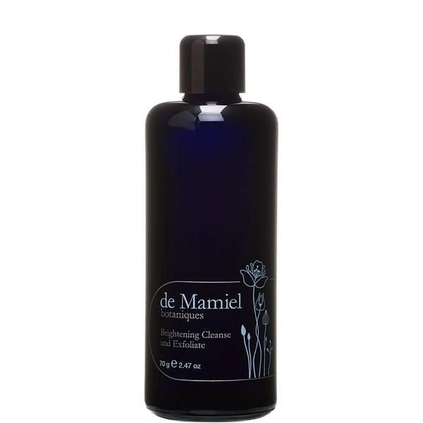 de Mamiel Brightening Cleanse and Exfoliate