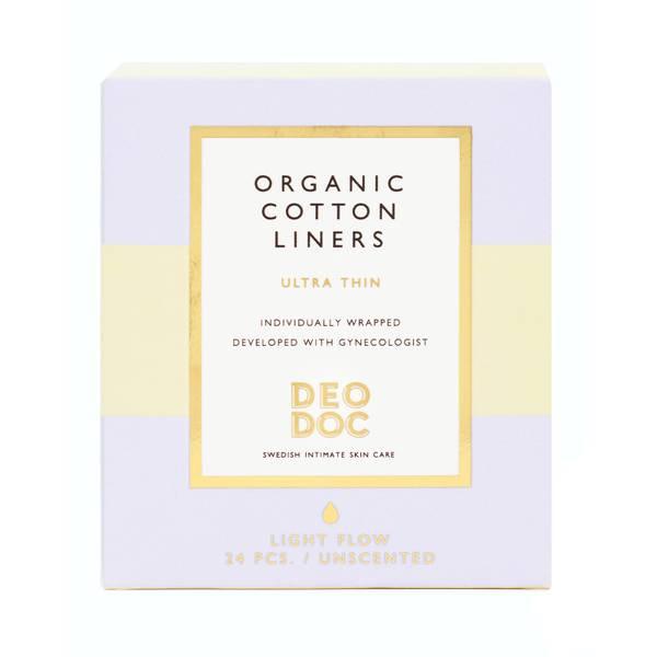 DeoDoc Organic Cotton Liners