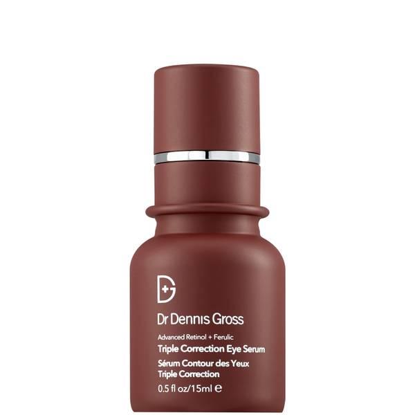Dr. Dennis Gross Skincare Advanced Retinol + Ferulic Triple Correction Eye Serum