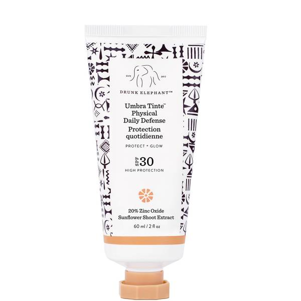 Drunk Elephant Umbra Tinte Physical Daily Defence SPF 30