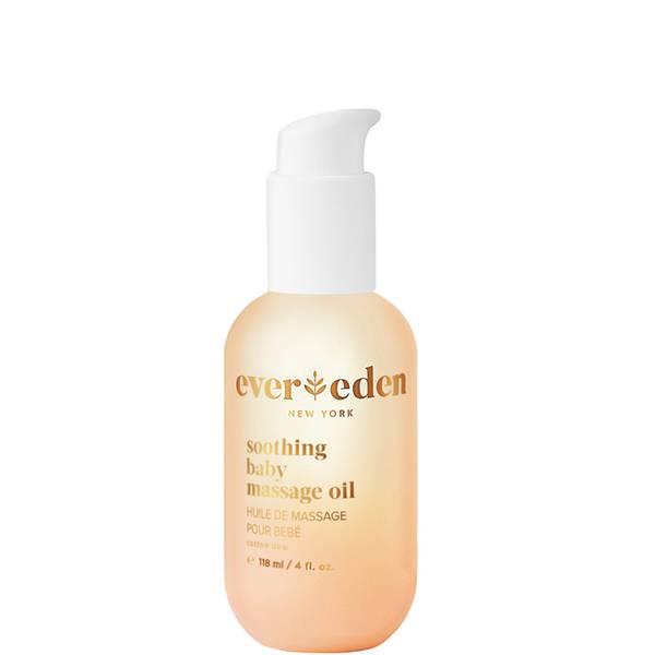 Evereden Soothing Baby Massage Oil Cotton Dew
