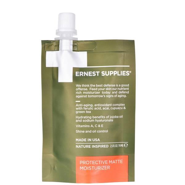 Ernest Supplies Protective Matte Moisturizer - Tech Pack