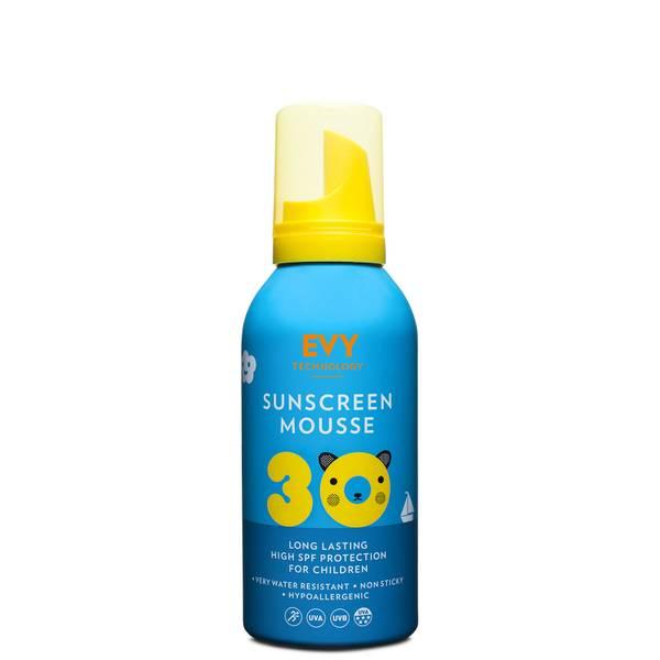 EVY Technology Sunscreen Mousse SPF30 Kids