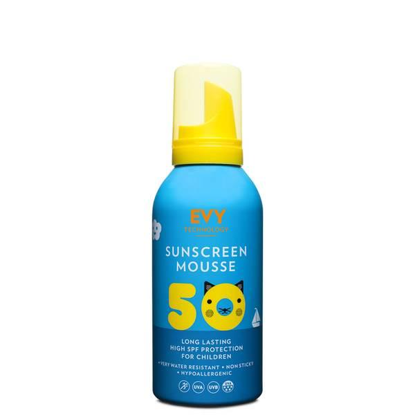 EVY Technology Sunscreen Mousse SPF50 Kids